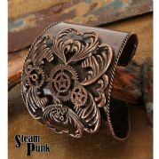 Steampunk Copper Armband / Bracelet